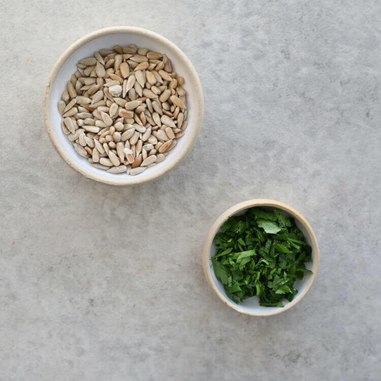 בורגול מלא עם כרובית וברוקולי (2)