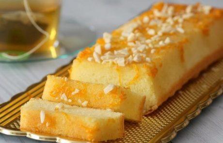 עוגת תפוזים קלה להכנה – העוגה של הסתיו