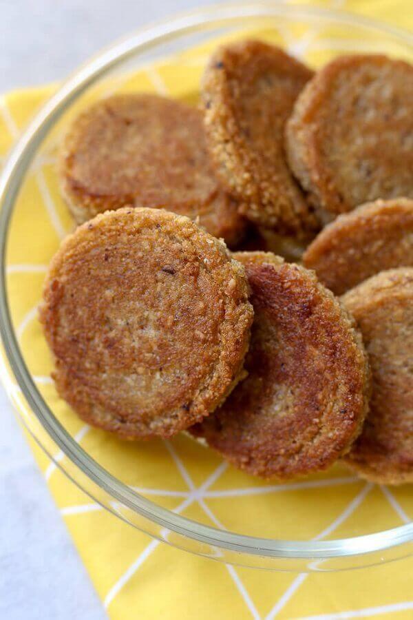 לביבות קמח מצה מתוקות בבלוג כל הדברים הטובים