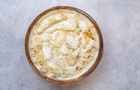 גראטן תפוחי אדמה (ללא גלוטן)